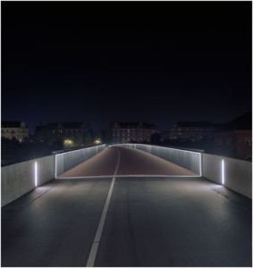 Belysning af Langeliniebroen