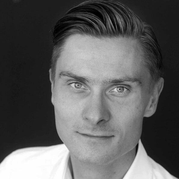 fagspecialist Joachim Stormly Hansen