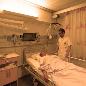 Ergonomisk_Døgnrytmelys_på_Glostrup_Hospital
