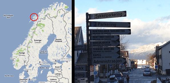 Norge_og_vejskilt