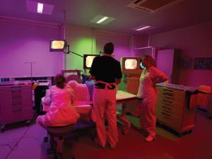 Ergonomisk Lys har bred anvendelse i flere forskellige specialer: violet lys