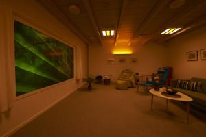 DemensCentrum Aarhus Stimulistue Orange lys