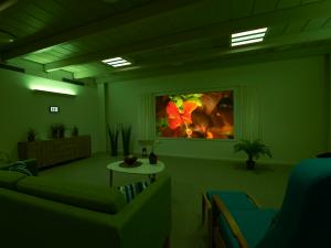 grønt lys stimulistue