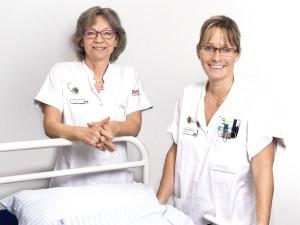 Udover patientmålingerne har personalet på de to afdelinger skrevet dagbog, udfyldt spørgeskemaer og båret Actiwatch – for at undersøge effekten af døgnrytmelyset på personalet.