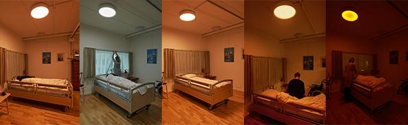 Døgnrytmelyset er udviklet af danske Chromaviso