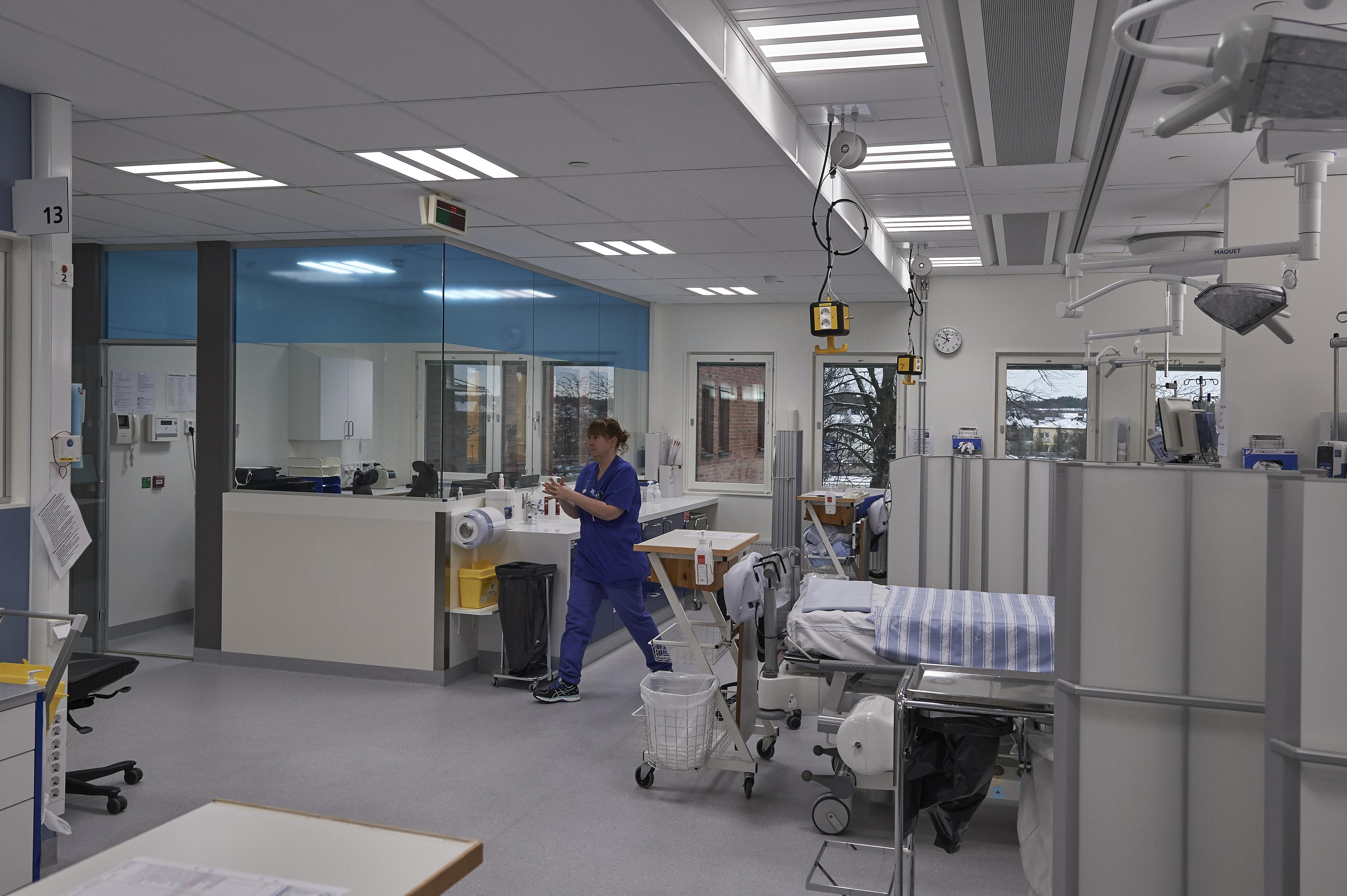 Konference om evidensbaseret døgnrytmelys til hospitaler