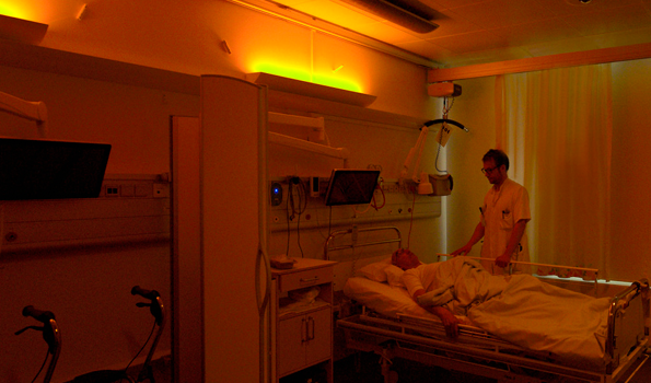 Chroma Zenit er baseret på en unik platformaf erfaring og viden inden for intensiv og rehabilitering.